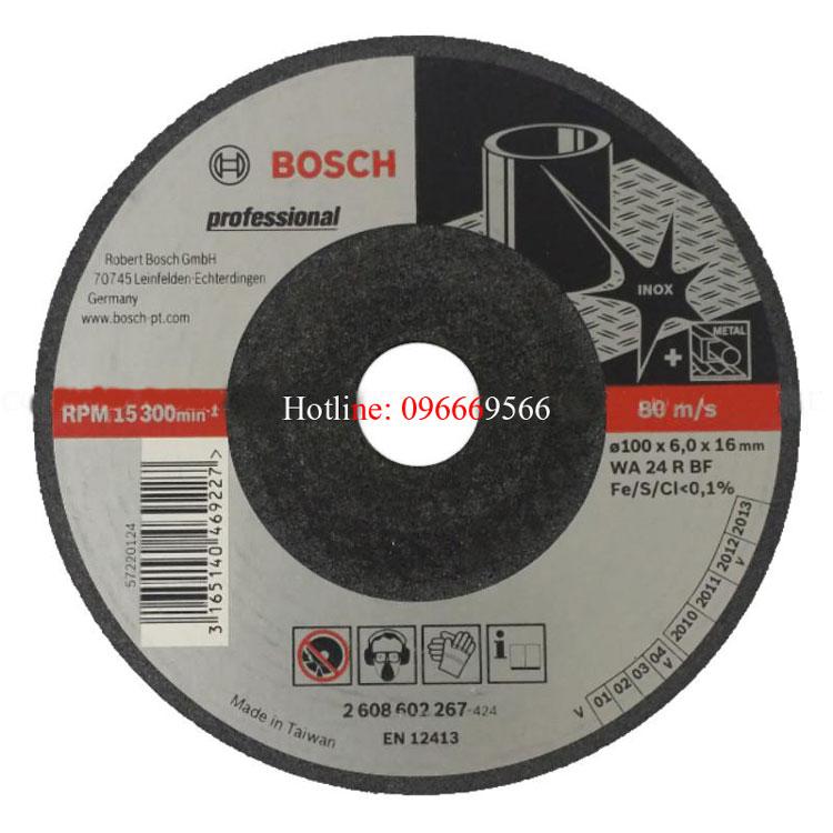 Đá mài kim loại Bosch 2608602267