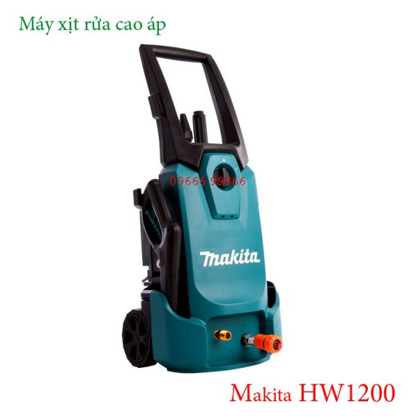 Máy xịt rửa cao áp Makita HW1200