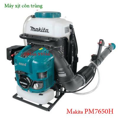 Máy xịt côn trùng Makita PM7650H