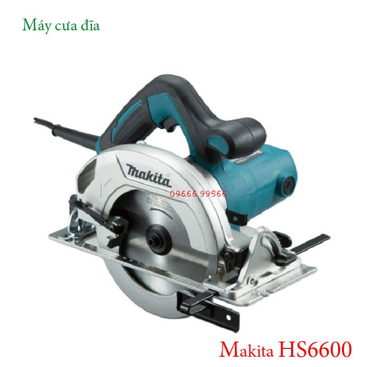 Máy cưa đĩa Makita HS6600