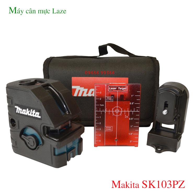 Máy cân mực Makita SK103PZ