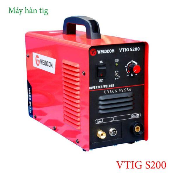 Máy hàn điện tử tig VTIG S200