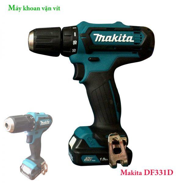 Máy khoan vặn vít Makita DF331D